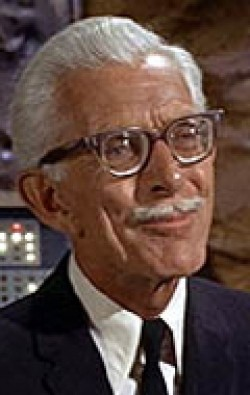 Full Alan Napier filmography who acted in the movie The Invisible Man Returns.