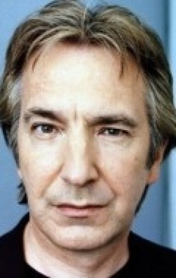 Full Alan Rickman filmography who acted in the movie Robin Hood: Prince of Thieves.
