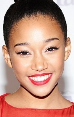 Full Amandla Stenberg filmography who acted in the movie The Darkest Minds.