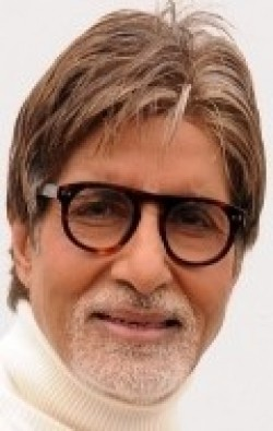 Full Amitabh Bachchan filmography who acted in the movie Shamitabh.