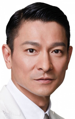 Full Andy Lau filmography who acted in the movie Xin shao lin si.