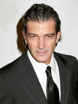 Full Antonio Banderas filmography who acted in the movie Once Upon a Time in Mexico.