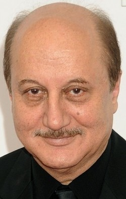 Full Anupam Kher filmography who acted in the movie Roy.