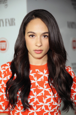 Full Aurora Perrineau filmography who acted in the movie Jem and the Holograms.