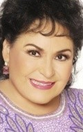 Full Carmen Salinas filmography who acted in the movie Todo el poder.