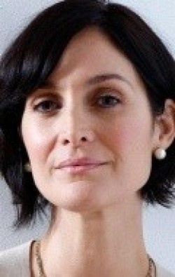 Full Carrie-Anne Moss filmography who acted in the movie Elephant Song.