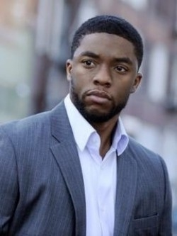 Full Chadwick Boseman filmography who acted in the movie 42.