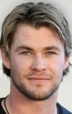 Full Chris Hemsworth filmography who acted in the movie Ca$h.