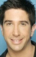 Full David Schwimmer filmography who acted in the movie Madly Madagascar.