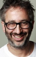 Full David Baddiel filmography who acted in the movie The Comedians' Comedian.