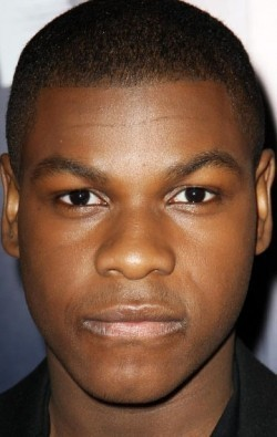Full John Boyega filmography who acted in the movie Star Wars: Episode VII - The Force Awakens.