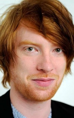 Full Domhnall Gleeson filmography who acted in the movie A Dog Year.