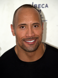 Full Dwayne Johnson filmography who acted in the movie Furious 7.