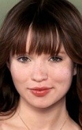 Full Emily Browning filmography who acted in the movie Legend.