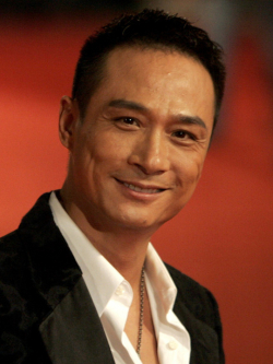 Full Francis Ng filmography who acted in the movie Saat po long 2.