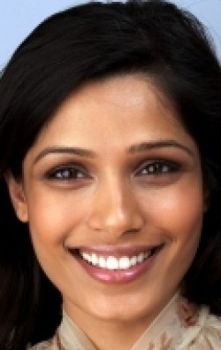 Full Freida Pinto filmography who acted in the movie Desert Dancer.