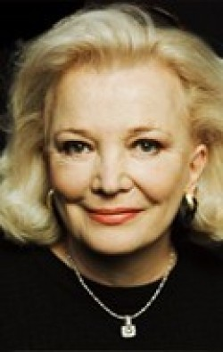 Full Gena Rowlands filmography who acted in the movie Another Woman.