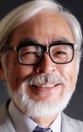 Full Hayao Miyazaki filmography who acted in the movie Kurosawa, la voie.