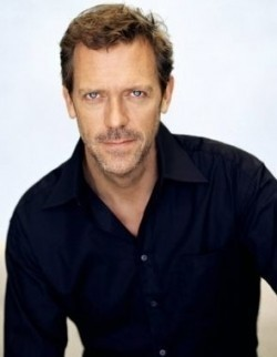 Full Hugh Laurie filmography who acted in the movie Blackadder Back & Forth.