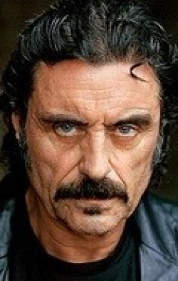 Full Ian McShane filmography who acted in the movie Scoop.