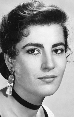 Full Irene Papas filmography who acted in the movie A ciascuno il suo.