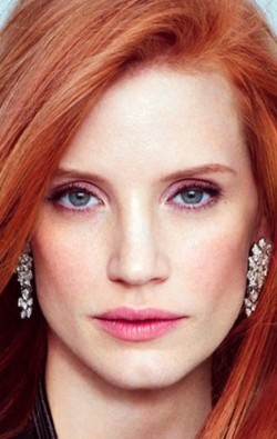 Full Jessica Chastain filmography who acted in the movie The Huntsman: Winter's War.