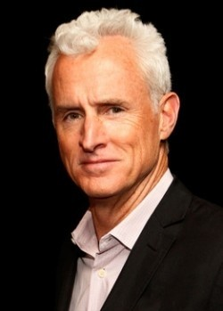Full John Slattery filmography who acted in the movie Dirty Dancing: Havana Nights.