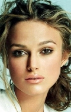 Full Keira Knightley filmography who acted in the movie Steve.