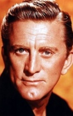 Full Kirk Douglas filmography who acted in the movie Victory at Entebbe.