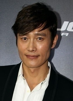Full Lee Byung-hun filmography who acted in the movie Misconduct.