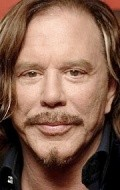 Full Mickey Rourke filmography who acted in the movie Once Upon a Time in Mexico.