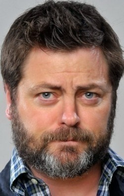 Full Nick Offerman filmography who acted in the movie A Walk in the Woods.