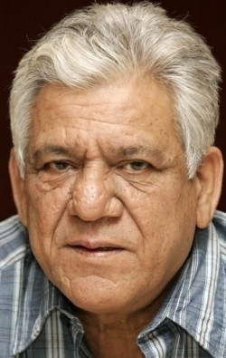 Full Om Puri filmography who acted in the movie Kranti.