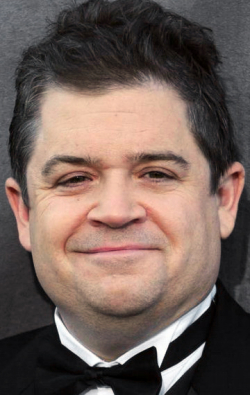 Full Patton Oswalt filmography who acted in the movie The Secret Life of Walter Mitty.