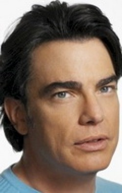 Full Peter Gallagher filmography who acted in the movie A Bad Moms Christmas.
