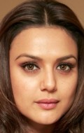 Full Preity Zinta filmography who acted in the movie Happy Ending.