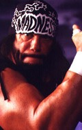 Full Randy Savage filmography who acted in the movie Summerslam.