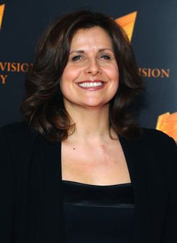 Full Rebecca Front filmography who acted in the movie The Eichmann Show.