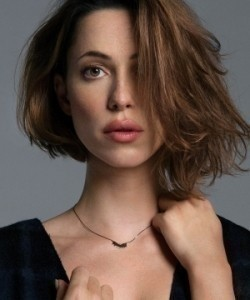 Full Rebecca Hall filmography who acted in the movie Transcendence.