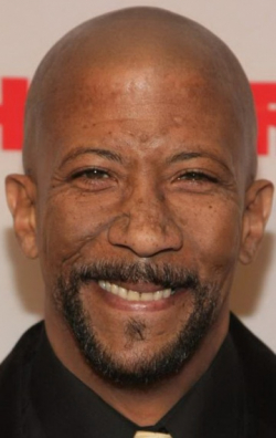 Full Reg E. Cathey filmography who acted in the movie Fantastic Four.
