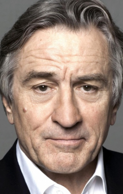 Full Robert De Niro filmography who acted in the movie Heat.