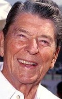 Full Ronald Reagan filmography who acted in the movie I Have Never Forgotten You: The Life & Legacy of Simon Wiesenthal.