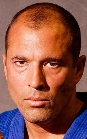 Full Royce Gracie filmography who acted in the movie The Smashing Machine.