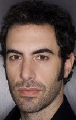 Full Sacha Baron Cohen filmography who acted in the movie Alice Through the Looking Glass.