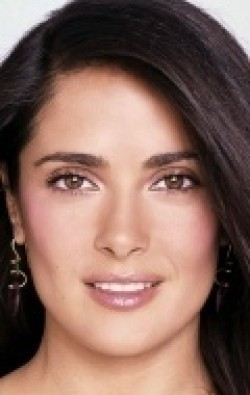 Full Salma Hayek filmography who acted in the movie Once Upon a Time in Mexico.