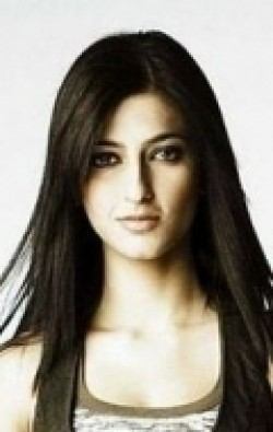 Full Shruti Haasan filmography who acted in the movie Ramayya Vastavayya.