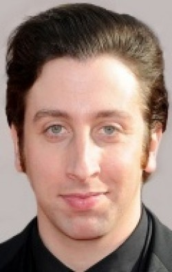 Full Simon Helberg filmography who acted in the movie We'll Never Have Paris.