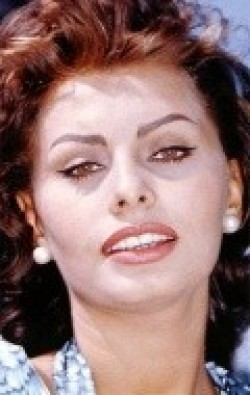 Full Sophia Loren filmography who acted in the movie Pret-a-Porter.