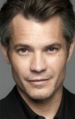 Full Timothy Olyphant filmography who acted in the movie Snowden.