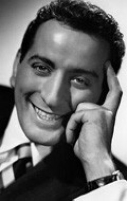 Full Tony Bennett filmography who acted in the movie Amy.